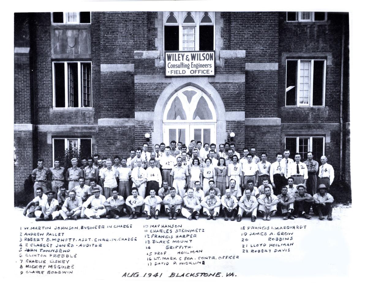 Ft Pickett engineers